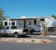 Carefree Manor RV in Phoenix AZ is a member of the Arizona Association of RV Parks and Campgrounds