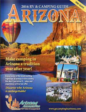 2016 Arizona RV Park and Campground Directory