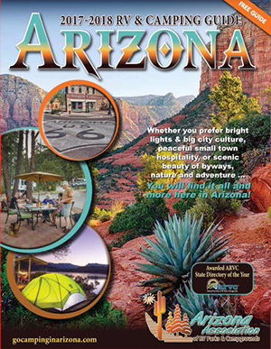2017 Arizona RV Park and Campground Directory