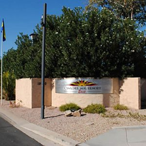 Casa del sol RV Resort in Glendale AZ is a member of the Arizona RV Parks and Campgrounds