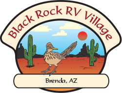 Black Rock RV Village in Quartzsite and Salome area