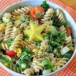 pasta summer salad