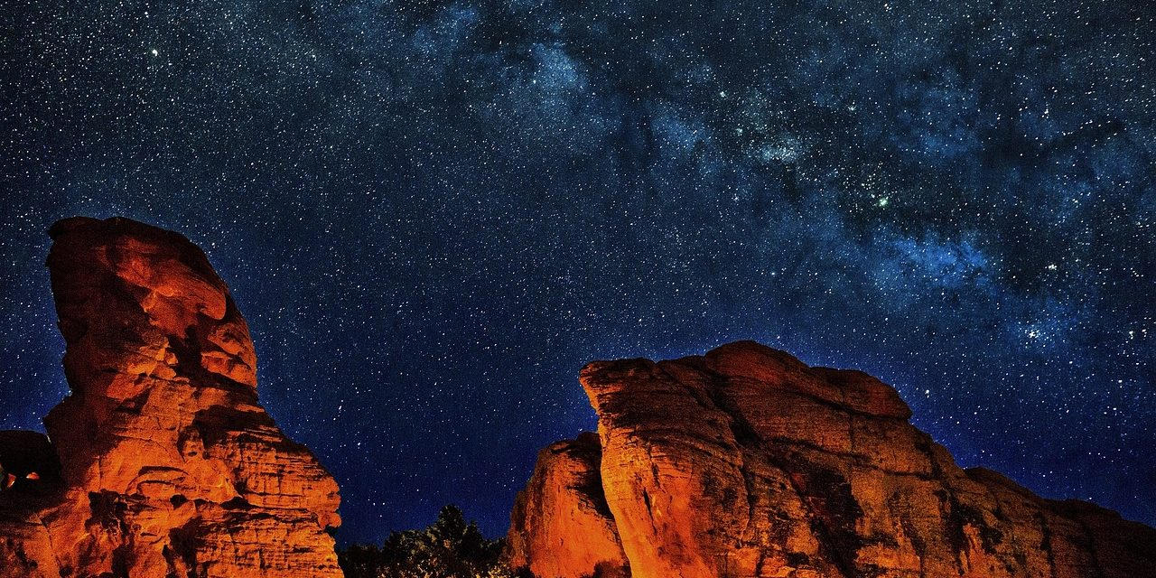 Stars in the sky hookup website