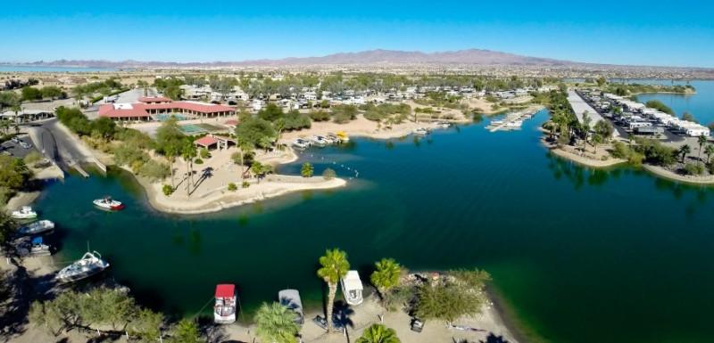 Islander Rv Resort Lake Havasu City Az United States