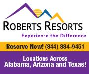 RobertsResortsBannerAd