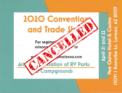 azarvc 2020 cancelled