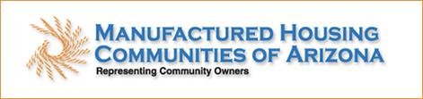 manufactured housing communities of arizona logo