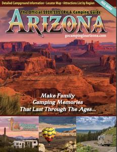 2021 arizona camping directory